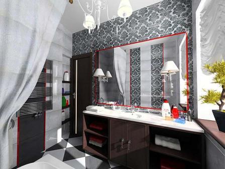 Дизайн ванной комнаты, как выбрать дизайн ванной