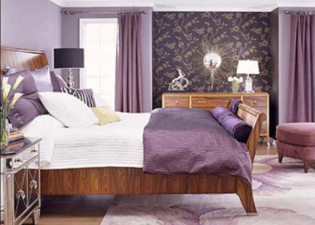 цвет спальной