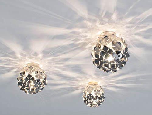 потолочные фонари
