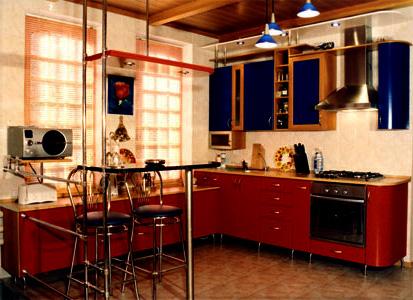 кухня, дизайн кухни