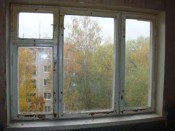 утепляем старые деревяные окна