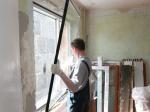 как правильно установить стекла в окно